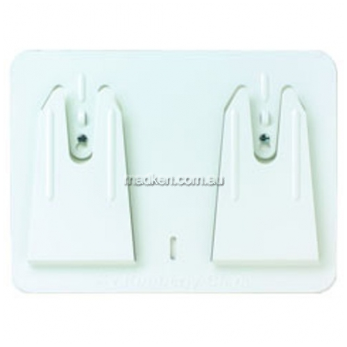 View 4906 Pop Up Wiper Plate Dispenser Wall Mounted details.