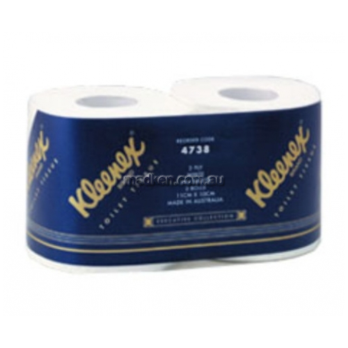 View 4738 Executive Toilet Tissue Twin Pack details.