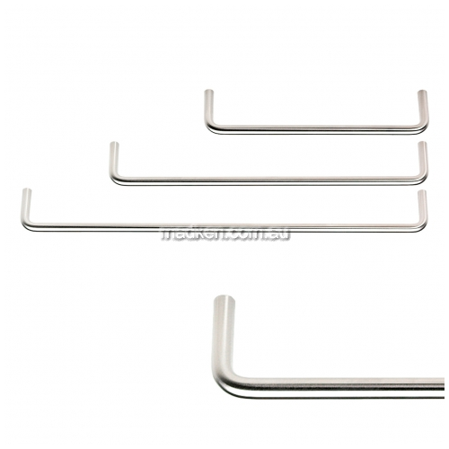 View TR404 Towel Rail Single details.