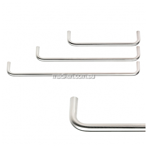 View TR606 Towel Rail Single details.