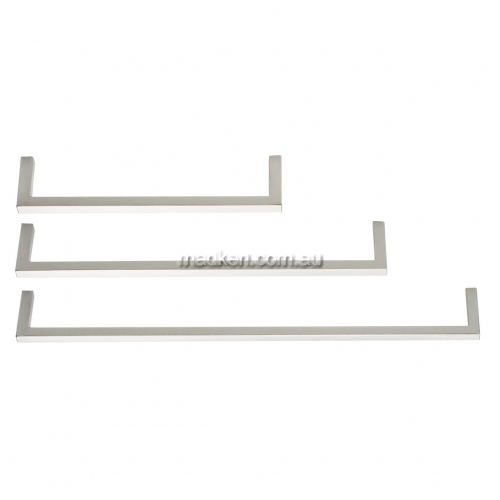 View TR610 Towel Rail Single Squared details.