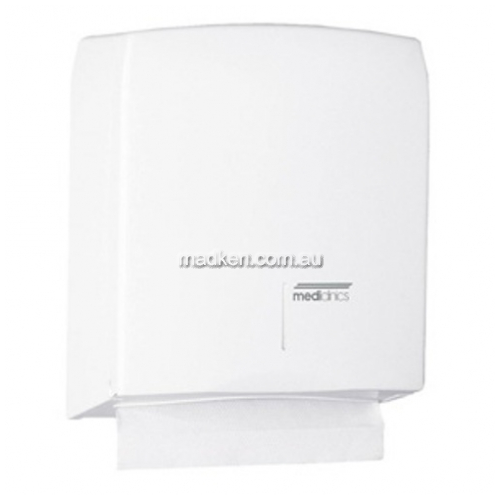 View DT2106 Hand Towel Dispenser Slimline details.