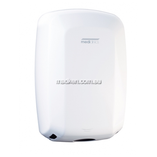 View M09A Hand Dryer High Speed Eco details.
