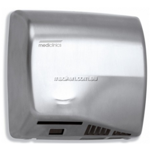 View M17ACS Hand Dryer Auto details.
