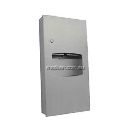 View ANMB Paper Towel Dispenser and Waste Receptacle 6.5L details.