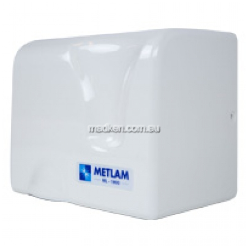 View ML1800 Hand Dryer Auto High Grade Fire Retardant details.