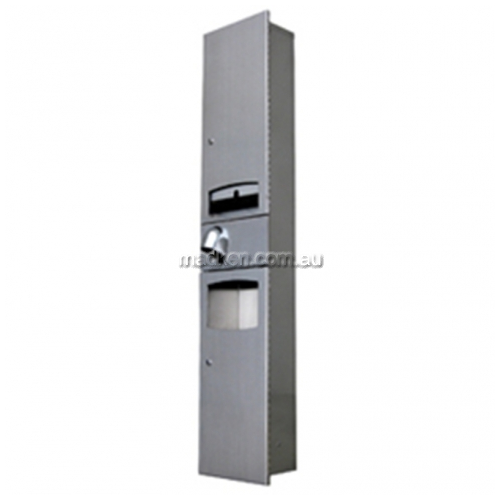 View Combination Unit, Towel Dispenser, Hand Dryer and Waste Bin 10L details.