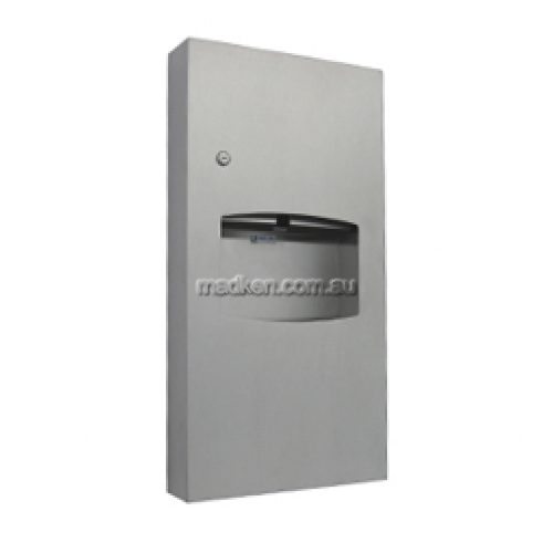 View ML710 Paper Towel Dispenser and Waste Receptacle 6.5L details.