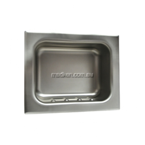 View ML237 Recessed Soap Holder Heavy Duty details.