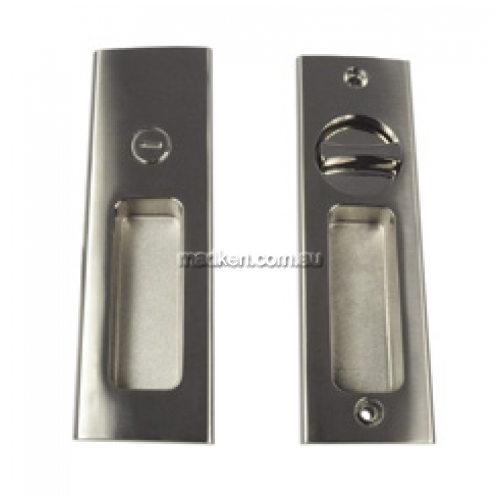 ML404 Morticed Sliding Door Indicator Lock