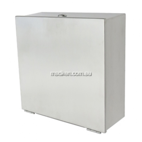 View ML843 Jumbo Toilet Roll Dispenser Heavy Duty details.