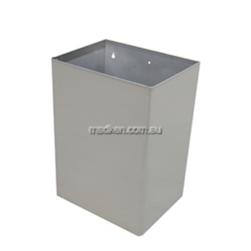 View ML921 Waste Receptacle 23L Wall Mounted details.