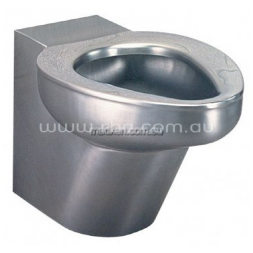 View RBA8832 Toilet Suite Wall Hung P-Trap details.