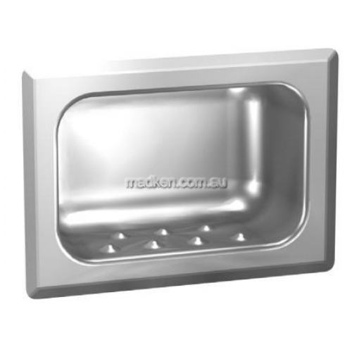 View Soap Dish RBA8132 Recessed details.