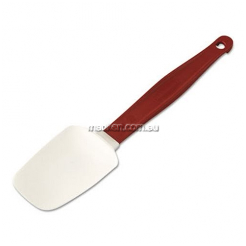View High Heat Spatula, Spoon Shaped details.
