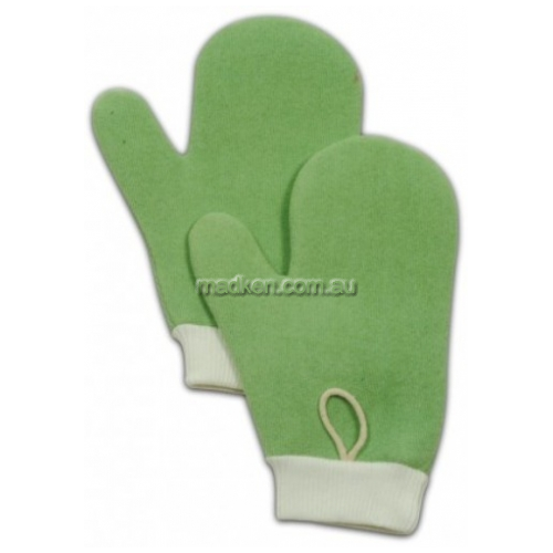 View Q650 All Purpose Mitt with Thumb Microfibre details.