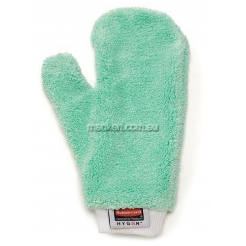 View Q652 Dusting Mitt with Thumb Microfibre details.