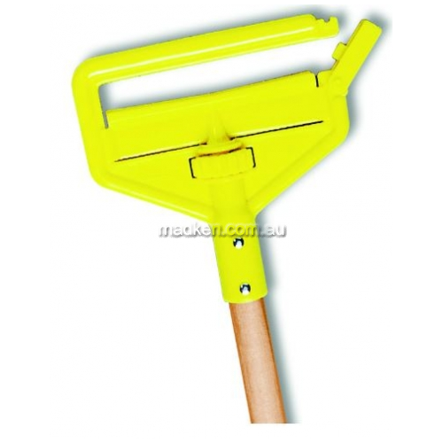 View H117 Invader Wet Mop Handle with Side Gate details.