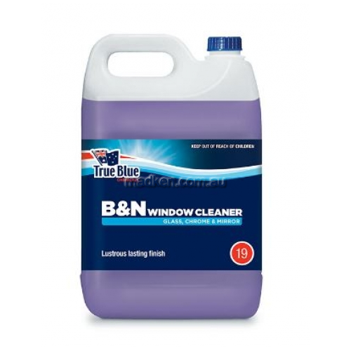 View BandN Window Cleaner Window and Glass Cleaner details.