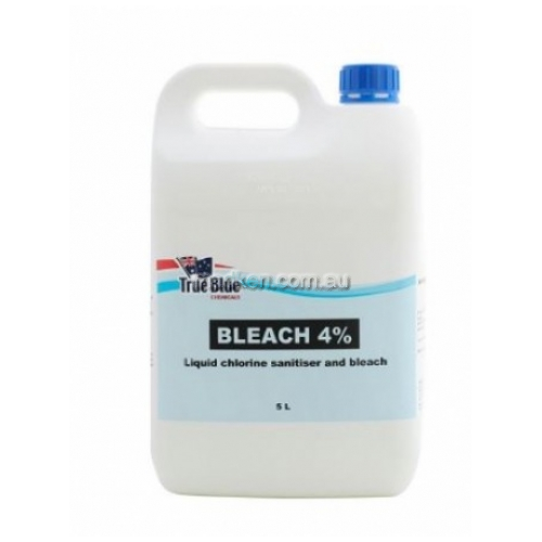 View Bleach 4 percent Liquid Chlorine details.