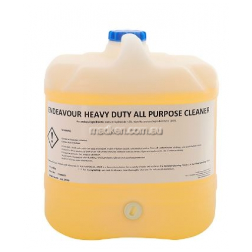 View Endeavour  Heavy Duty General Purpose Cleaner details.