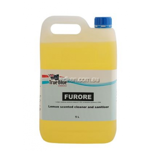 View Furore Lemon Fragrance Cleaner and Sanitiser details.