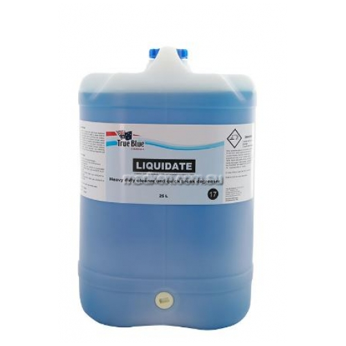 View Liquidate Heavy Duty Cleaner and Quick Break Degreaser details.