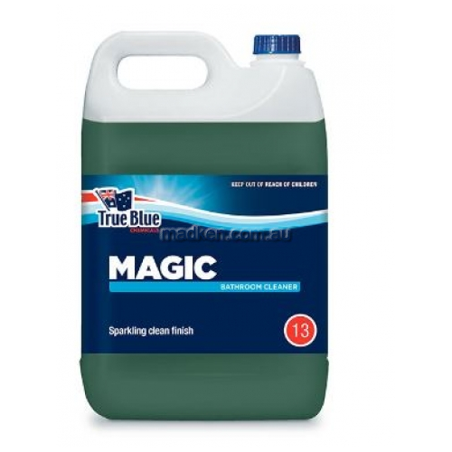 View Magic Bathroom Cleaner details.