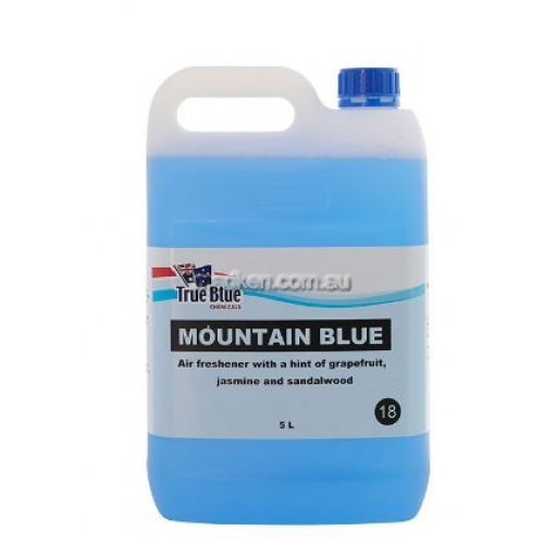 View Mountain Blue Air Freshener details.