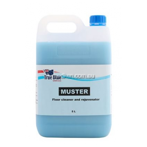 View Muster Floor Cleaner and Rejuvenator details.