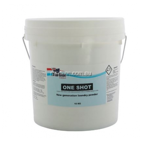 View One Shot Premium Laundry Powder details.