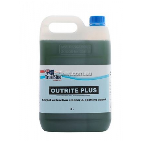 View Outrite Plus Carpet Extraction Cleaner and Spotting Agent details.