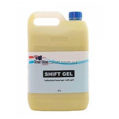 View Shift Gel Industrial Hand Gel with Grit details.
