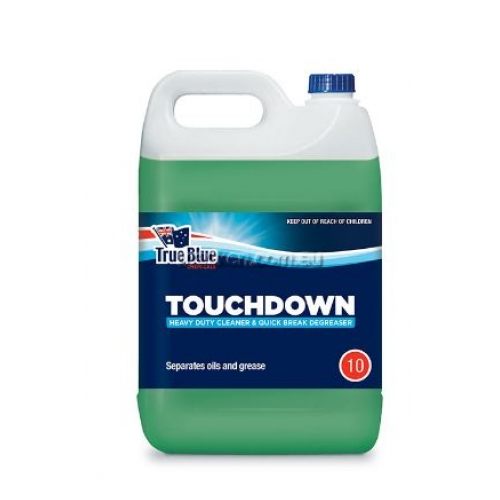 View Touchdown Heavy Duty Cleaner and Quick Break Degreaser details.