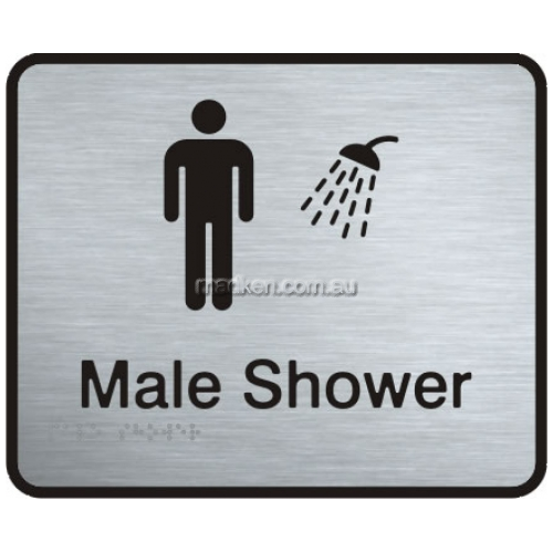 View VISS-MS Male Shower details.