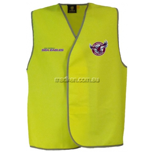 View Safety Vest Yellow details.