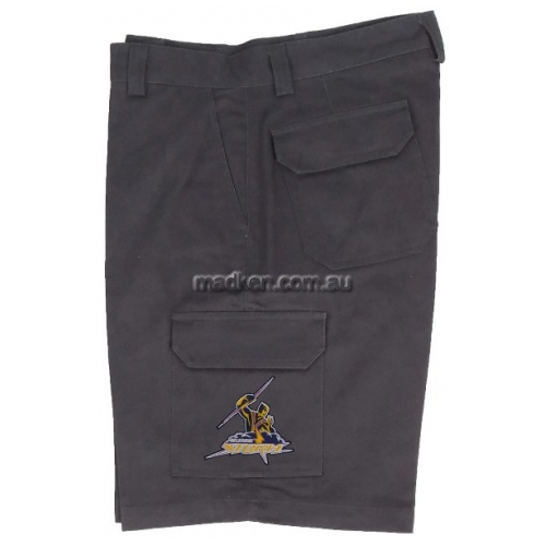 View Cargo Shorts Black details.