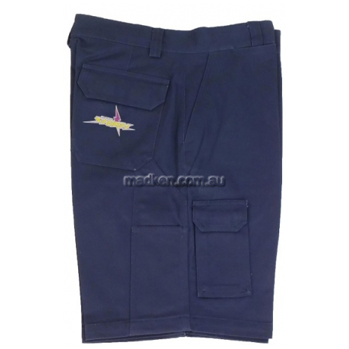 View Cargo Shorts Navy details.