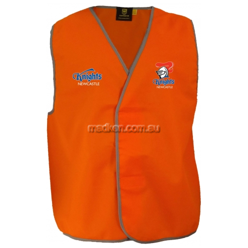 View Safety Vest Orange details.