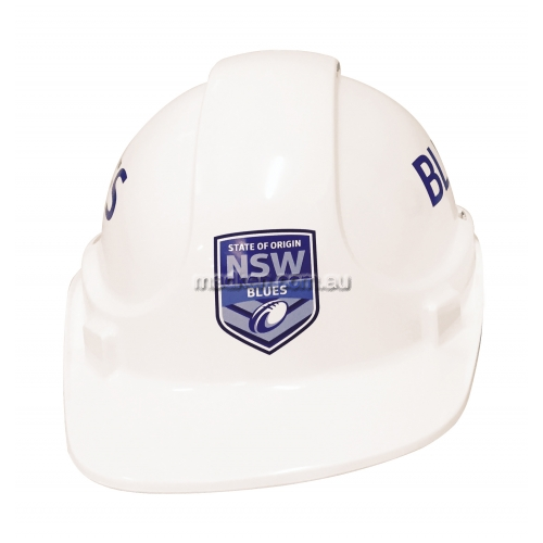 View NSW Blues Hard Hat details.