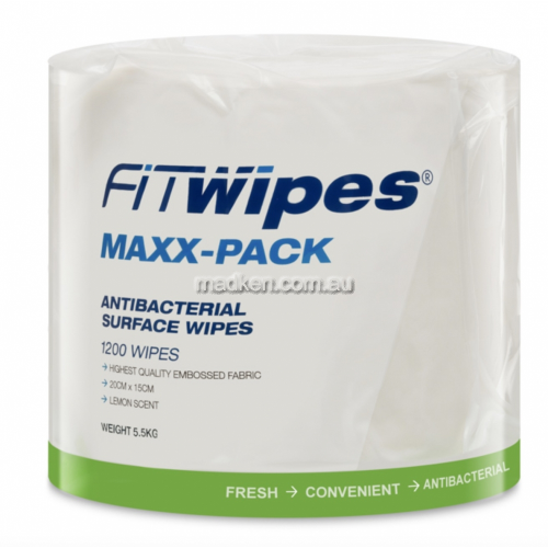 View Antibacterial Surface Wipes details.